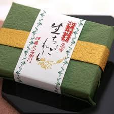 宇治抹茶生チョコレート パッケージ